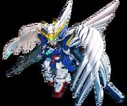 SD Gundam G Generation Cross Rays Wing Gundam Zero (EW Ver.)