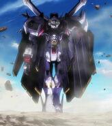 XM-X1 Crossbone Gundam X-1 Full Cloth Type.GBFT (Ep 21) 02