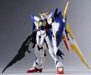 XXXG-01Wfr-A Gundam Fenice Rinascita Alba (Gunpla) (Front)