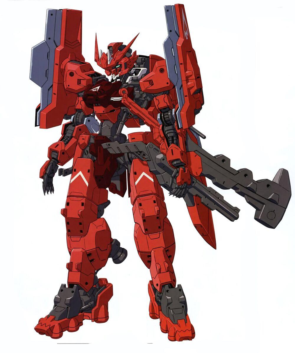 ASW-G-29 Gundam Astaroth Origin Minecraft Skin