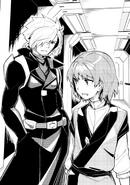 Asemu and Kio