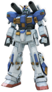 Mobile Suit Gundam Side Story Missing Link mudrock gundam