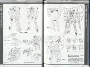 CB-002 - Raphael Gundam - Technical Detail & Design
