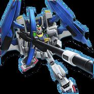 Gundam Diorama Front 3rd RX-178+FXA-05D Super Gundam