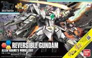 HGBF Reversible Gundam