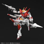 M91 Gundam M91 (Gunpla) (Action Pose 1)