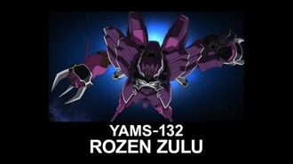 MSUC27 ROZEN ZULU(from Mobile Suit Gundam UC)