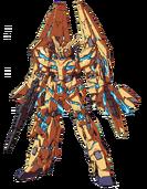 RX-0 Unicorn Gundam 03 Phenex - Front