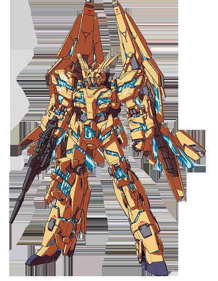 File:RX-0 Unicorn Gundam 03 Phenex - Front.png