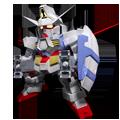 Unit ar gundam age-1 flat zefuld launcher