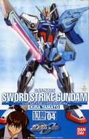 1-100 Sword Strike Gundam