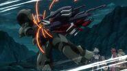 PFF-X7-E4 Marsfour Gundam (Mars Armor) (Ep 03) 02