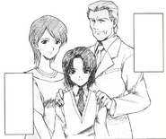 Zala Family (Suit CD manga)