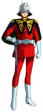 Char Aznable One Year War