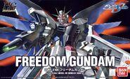 Hg seed-07 freedom gundam