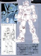 MSD Mechanical Archives RGM-79 GM Origin
