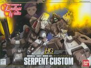 Serpent Custom