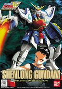 WF02 Shenlong Gundam