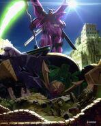 XXXG-01S2龍虎狼 Gundam Jiyan Altron (Episode 18) 01
