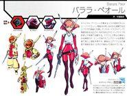 Character Profile Barara Peor