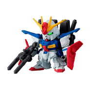 Enhanced ZZ Gundam Forte