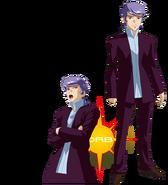 Gundam info Character Sheet Yuuna Roma Seiran