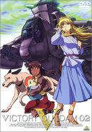 Victory Gundam DVD 02