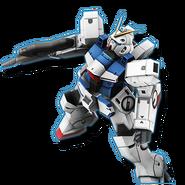 Gundam Diorama Front 3rd V Gundam