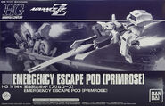 HGUC Emergency Escape Pod -Primrose-
