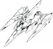 MAK-005S Gaplant Kai lineart