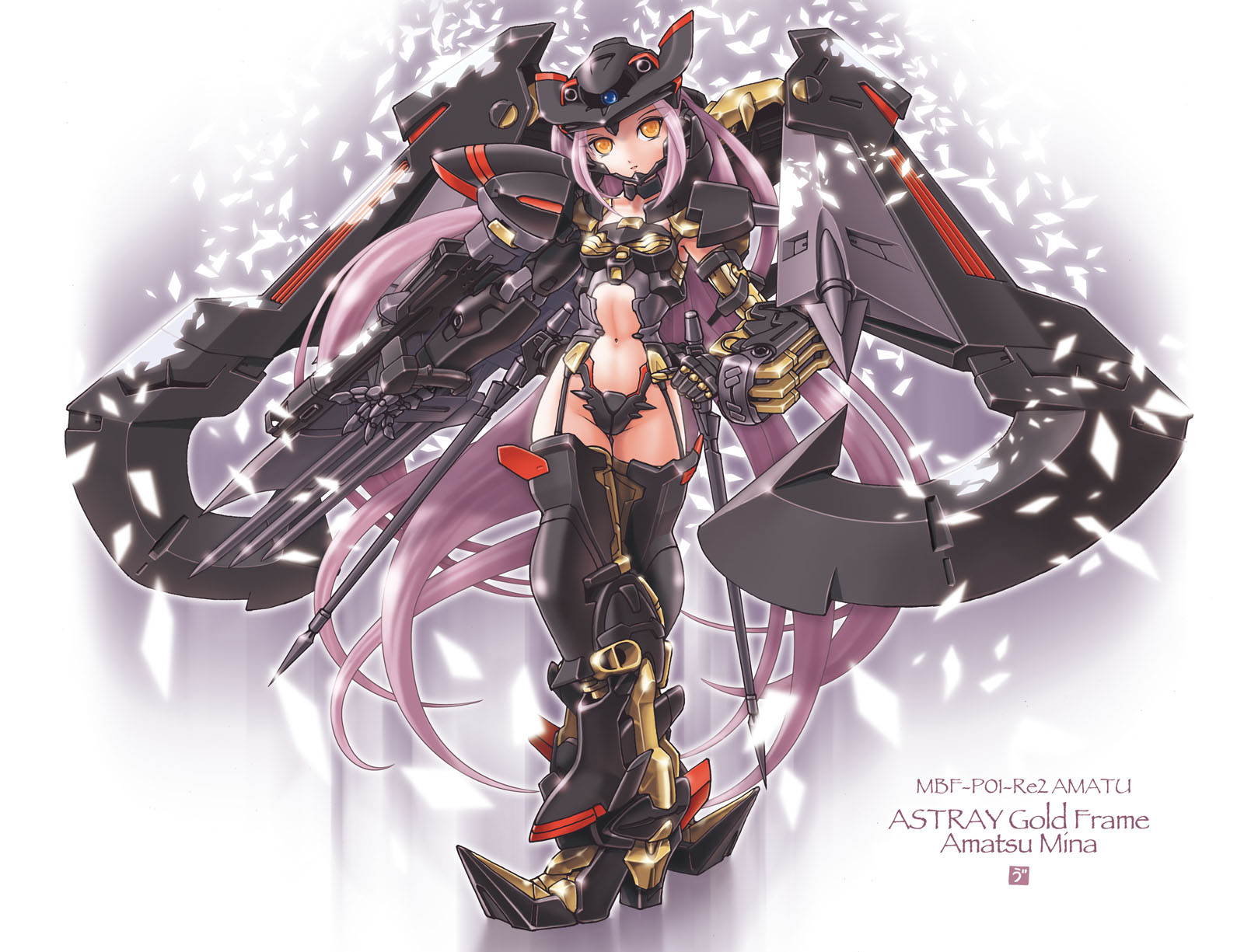Image - Astray Gold Frame.jpg | The Gundam Wiki | FANDOM powered by ...