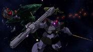 Battlefield Record Avant-Title OVA 08
