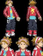 Kazami Torimachi (Real) Character Sheet