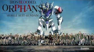 Mobile Suit Gundam Iron-Blooded Orphans - Ending 4 Freesia