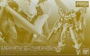 RG Gundam Astray Gold Frame Amatsu Hana