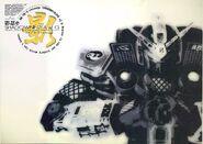 RX-78-3 revenge