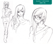 Tieria Erde Early Design