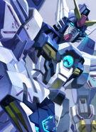 Gundam Epyon White (Frozen Teardrop CG) 02