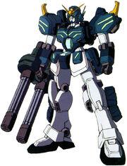Gundam Heavyarms Kai CustomW0