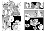 MSV Kondo RX and Zaku