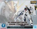 RG ν Gundam -Titanium Finish-