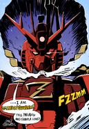 Ν-Zeon Gundam gyoubu