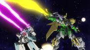 Gundam Jiyan Altron (Episode 10)
