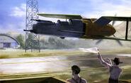 Hipheavy takeoff