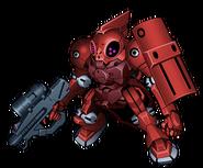 Super Robot Wars X Moran MF