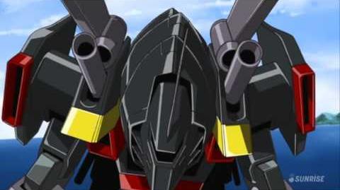 155 ZGMF-X88S Gaia Gundam (from Mobile Suit Gundam SEED Destiny)