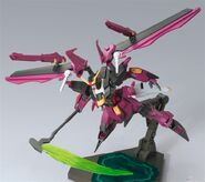 HGBD Gundam Love Phantom (Pose 4)