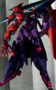 MSF-007SS Gundam Seltsam (Ep 11)