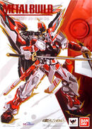MetalBuild-Gundam Astray Red Frame Kai
