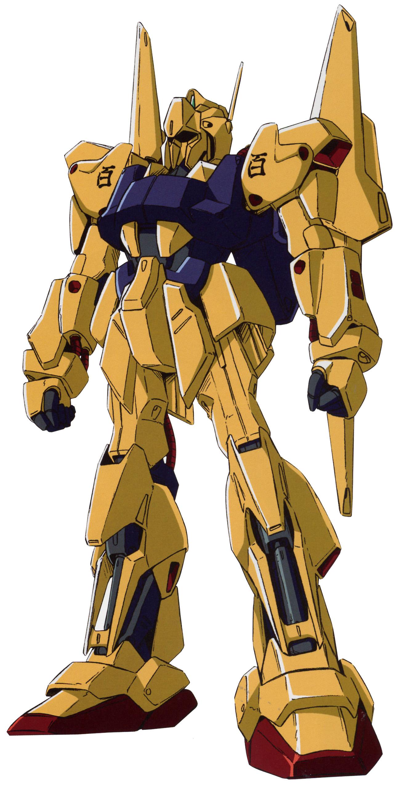 MSN-00100 Hyaku Shiki | The Gundam Wiki | FANDOM powered by Wikia